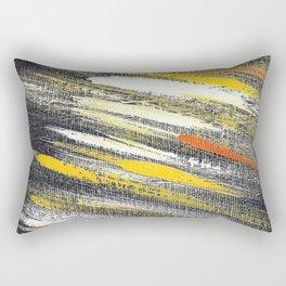 Cosmic yellow YG Rectangular Pillow