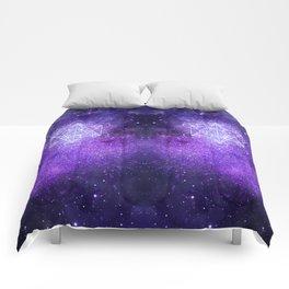 Metatron's Cube Comforters