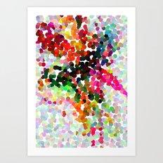 In between Days Art Print