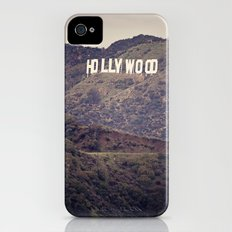 Old Hollywood iPhone (4, 4s) Slim Case