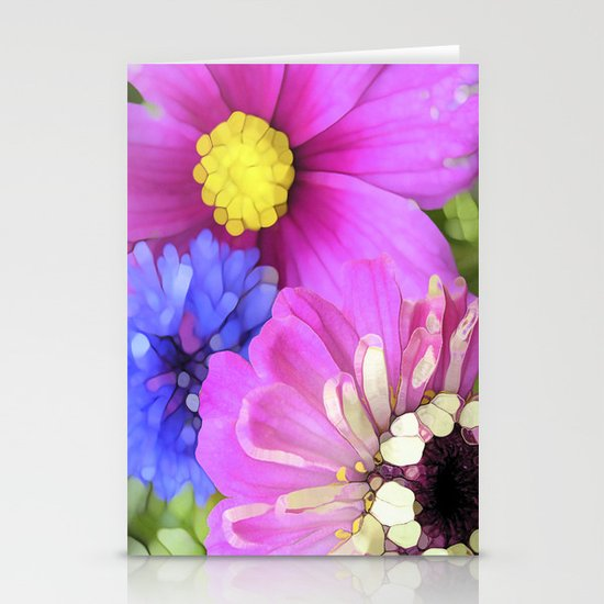 For the Love of Color Stationery Cards