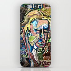 The Start iPhone & iPod Skin