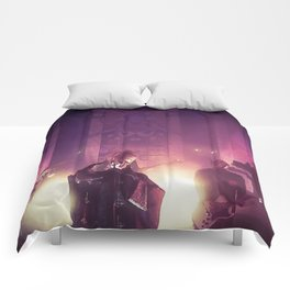 Can't You See That You're Lost? Comforters