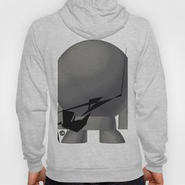 FK Pixelated Dithered Mascot 1 Hoody
