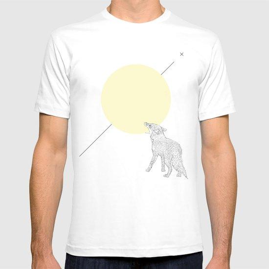 Bite the moon T-shirt