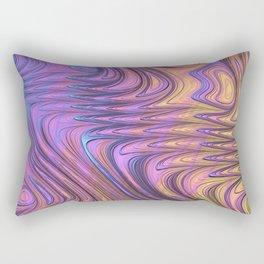 Frax Fractal Rectangular Pillow