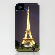 Eiffel Tower iPhone (4, 4s) Slim Case