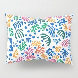 Matisse Colorful Pattern #1 Pillow Sham