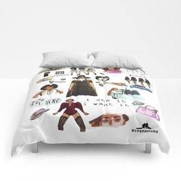 Queen Bey Formation Tribute Comforters