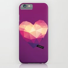 Vector Love 01 iPhone 6s Slim Case