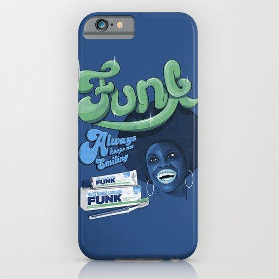 FUNK - ALWAYS KEEPS ME SMILING iPhone & iPod Case