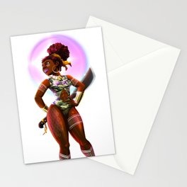 WonderFull Woman Stationery Cards