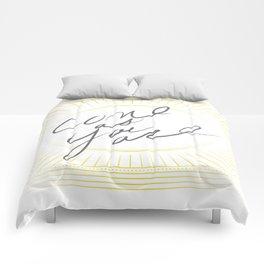 JOHN 6:37 Comforters