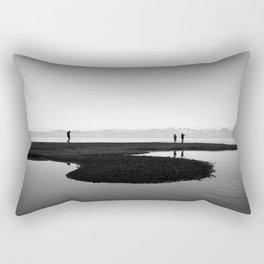 ...At Peace... Rectangular Pillow
