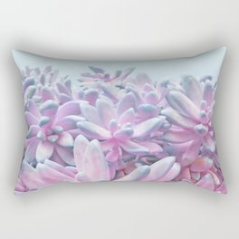 Sweet Succulents Rectangular Pillow
