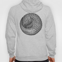 The Infinite Pangolin Hoody