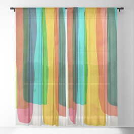 Gravity Sheer Curtain