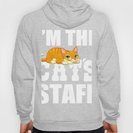 Gift For Cat Lover. Costume For Parents. Hoody