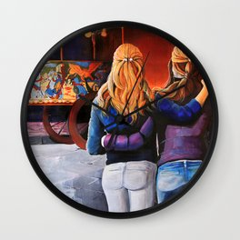 Le Giare / The Jars Wall Clock