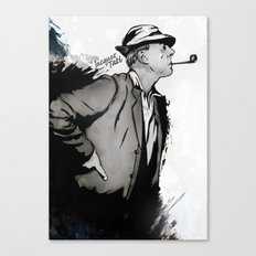 Jacques Tatí Canvas Print