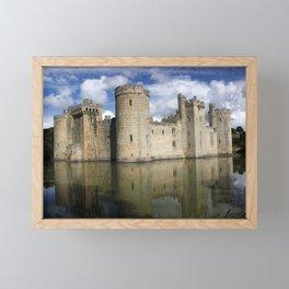 Bodiam Castle Framed Mini Art Print