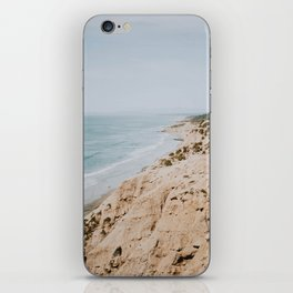 California Coast iPhone Skin