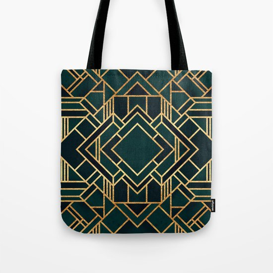 Art Deco 2 Tote Bag