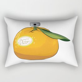 Tangerine: the Smell of Victory Rectangular Pillow