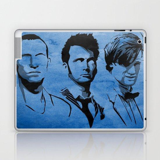 The Doctor Laptop & iPad Skin