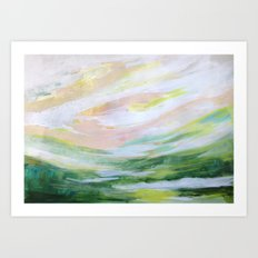 Morning  Art Print