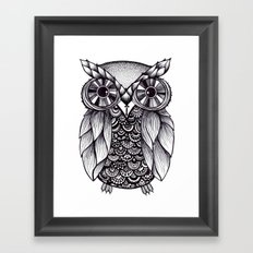 it's a hoot Framed Art Print