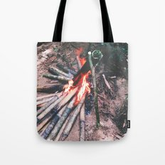 Cooking In The Wild - Borneo style Tote Bag