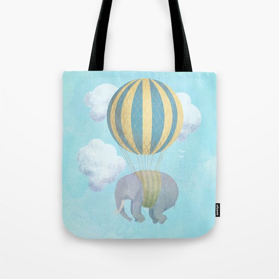 Escape From the Circus Tote Bag