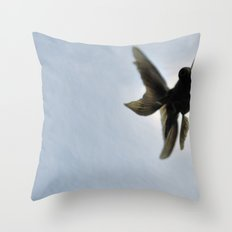 Let me out! Throw Pillow