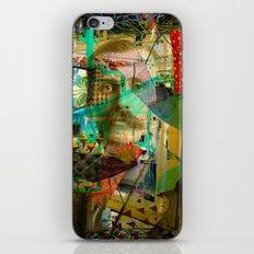Hardened Hero iPhone & iPod Skin