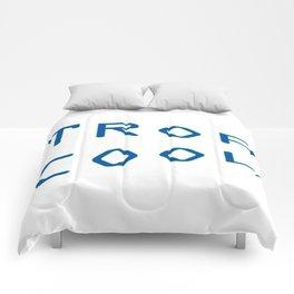 Trop Cool Comforters