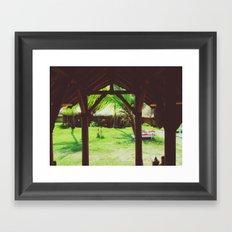 Gili Air Framed Art Print