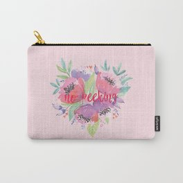 no peeking Carry-All Pouch