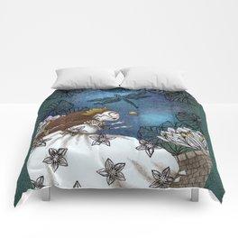 The Golden Ball Comforters