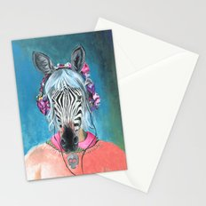 I Can't Hear You Stationery Cards