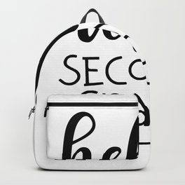 hello second grade Back to School Backpack