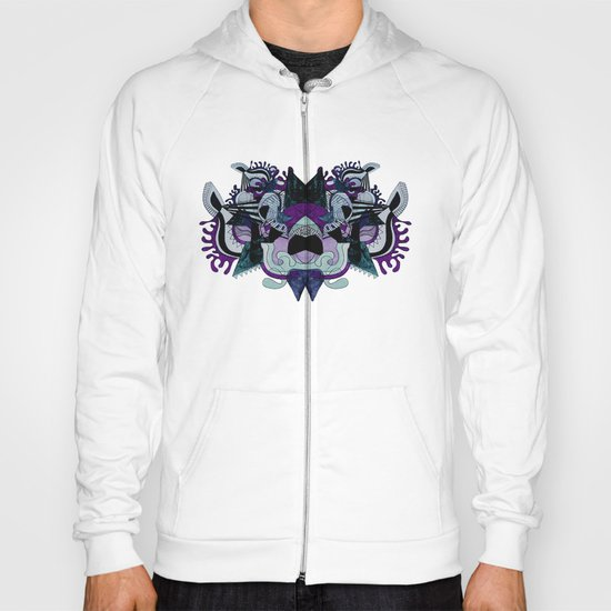 ILLUSTRATED DREAMS (CAN YOU SEE A BEAR? )3 Hoody