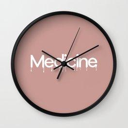 Harry Styles Medicine graphic artwork Wall Clock
