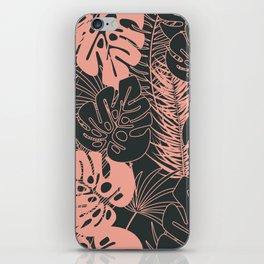 Tropical pattern 034 iPhone Skin
