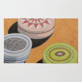 Small bowls n. 1 Rug