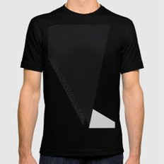 Minimal Complexity v.3 MEDIUM Mens Fitted Tee Black