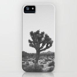 JOSHUA TREE V / California iPhone Case