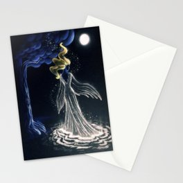The Swan Princess Stationery Cards