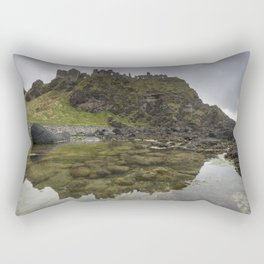 Dunluce Castle Rectangular Pillow