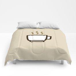 Coffee - Icon Prints: Drinks Series Comforters